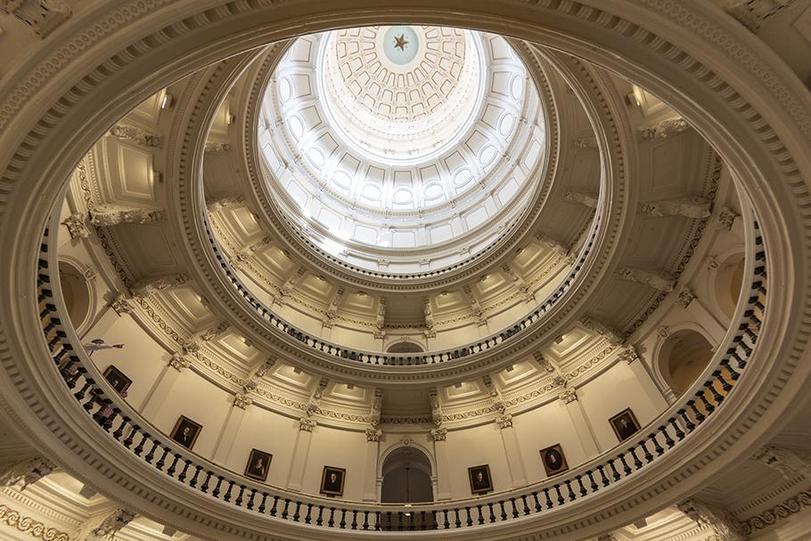 CapitolRotunda, Austin Texas, 2018