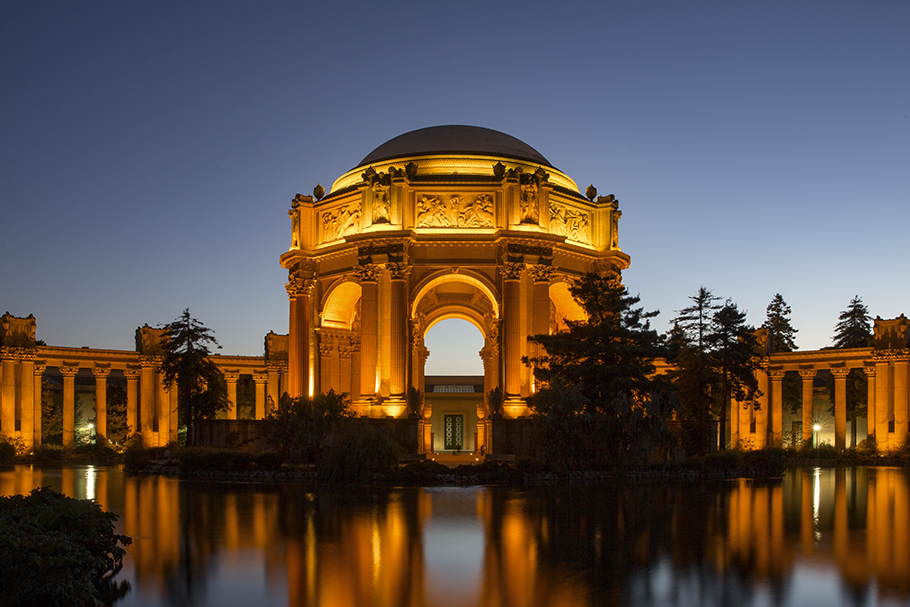 Palace of Fine, San Francisco, 2018