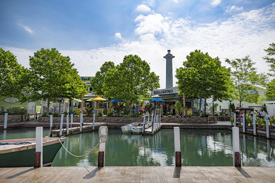 Put-In-Bay Docks, 2018