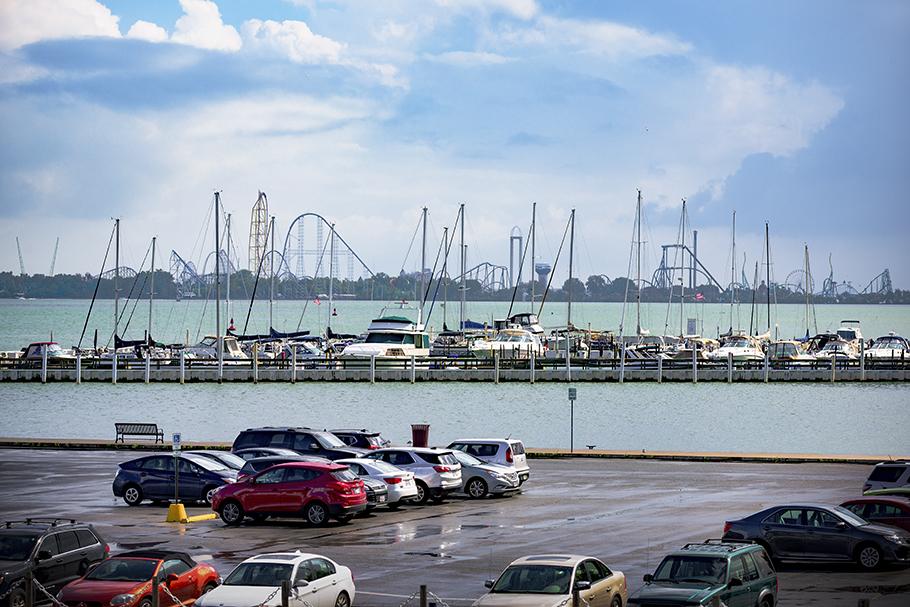 Ships and Coasters, Ohio, 2018